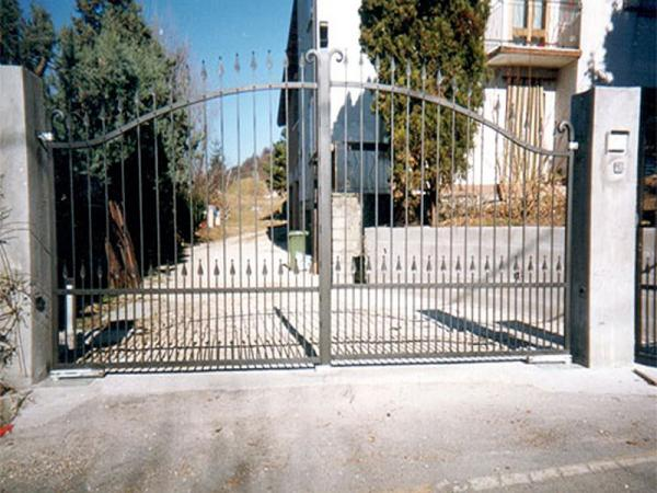 Cancelli per costruzioni residenziali